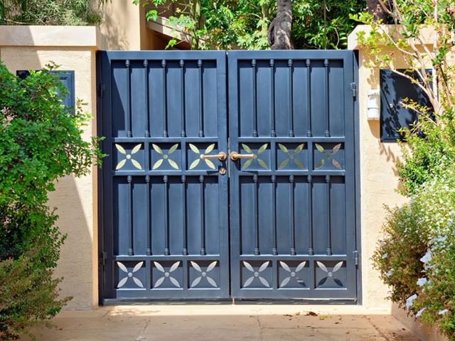 Fotos de Portão de Abrir