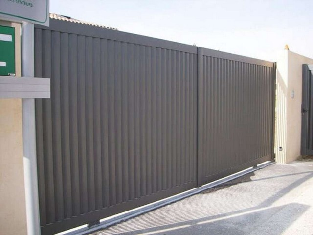 Fotos de Portões Residenciais de Correr