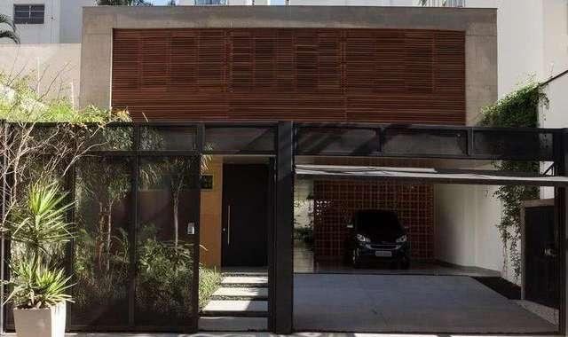 Fotos de Portões Residenciais – Veja 70 Ideias e Conheça Modelos!