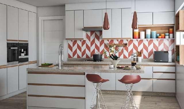 Azulejos para Cozinha Moderna – VEJA 83 FOTOS!