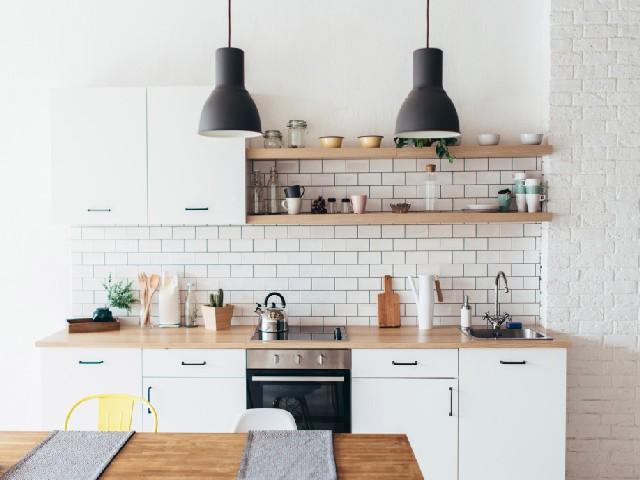 Armário Planejado De Cozinha Minimalista7