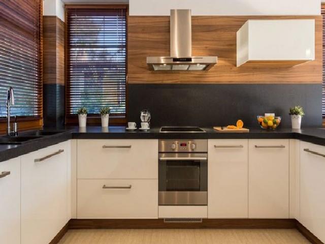 Armário Planejado De Cozinha Simples1