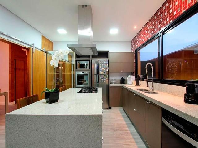 Armário Planejado De Cozinha Simples3