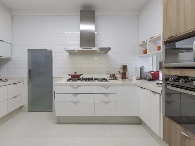 Armário Planejado De Cozinha Simples5