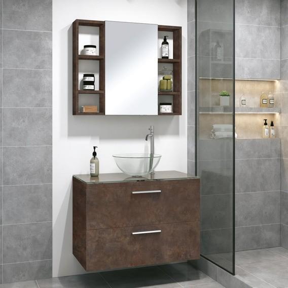 Banheiro Pequeno Decorado12