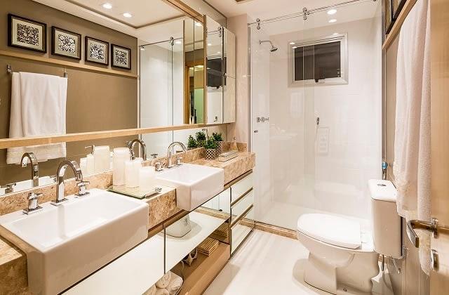 Banheiro Pequeno Decorado20