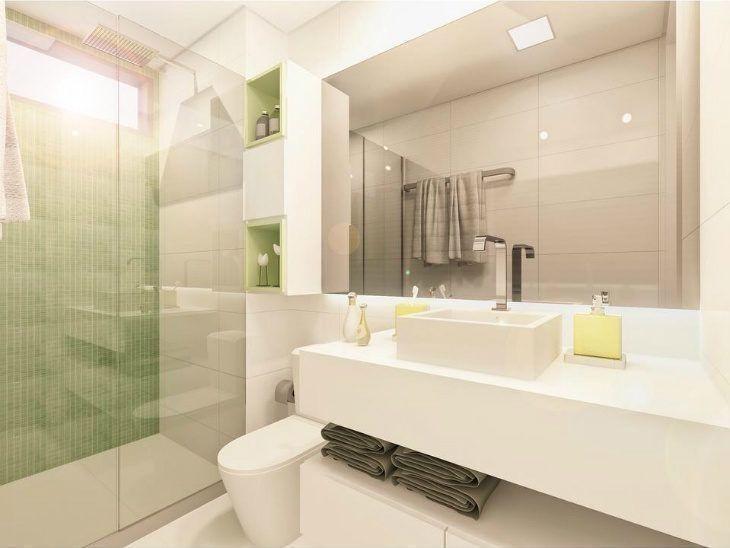 Banheiro Pequeno Para Apartamento2
