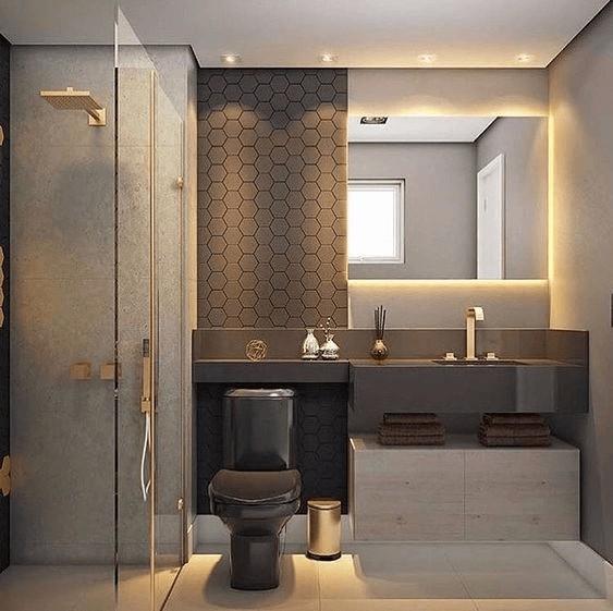 Banheiro Pequeno Para Apartamento6