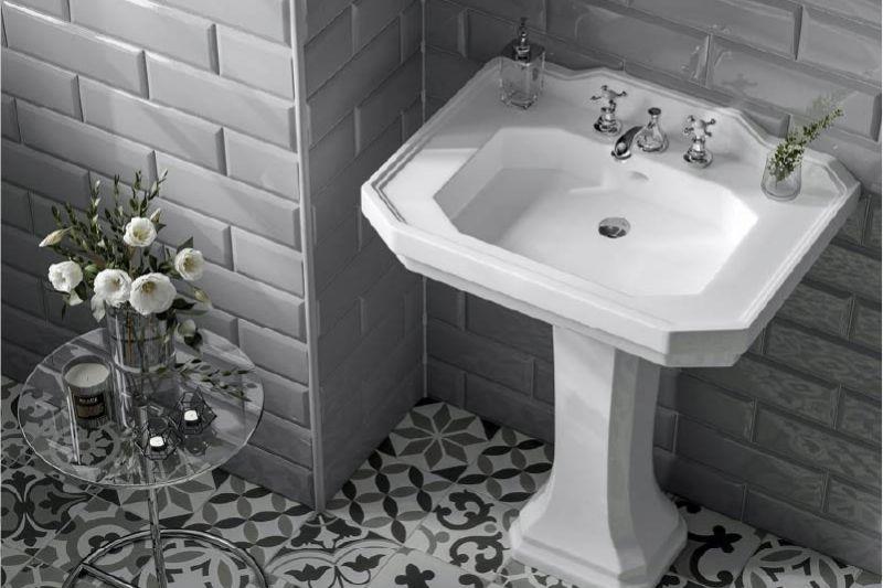 Banheiro Preto E Branco (6)