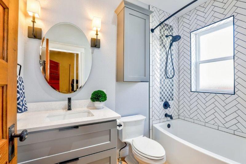 Banheiro Com Pastilhas (2)