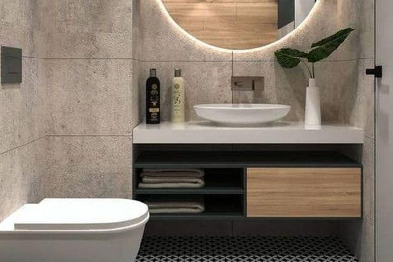 Banheiros Minimalistas (1)