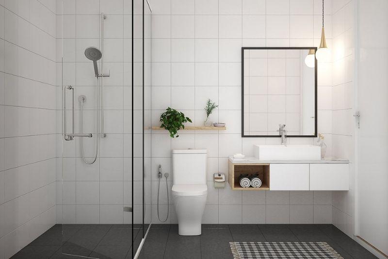 Banheiros Minimalistas (4)
