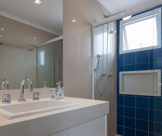 Banheiros Pequenos Com Pastilhas5