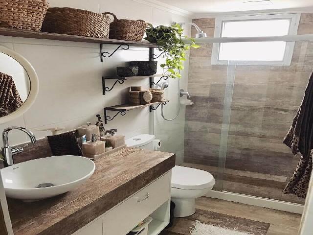 Banheiros Rústicos Simples2