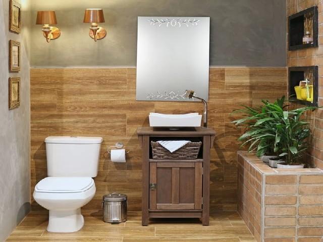 Banheiros Rústicos Simples4