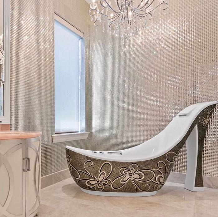 Banheiros Com Pastilhas FOTOS17