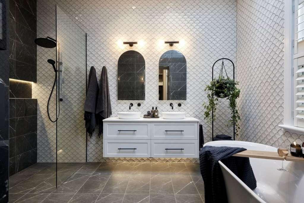 Banheiros Com Pastilhas FOTOS18