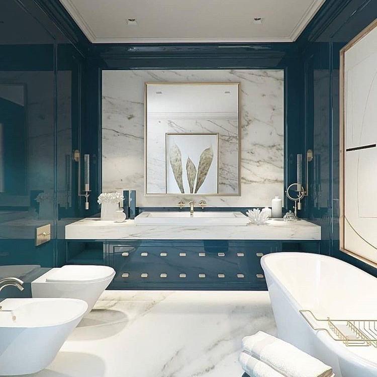 Banheiros Com Pastilhas FOTOS8
