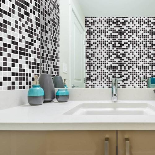Banheiros Em Preto E Branco4