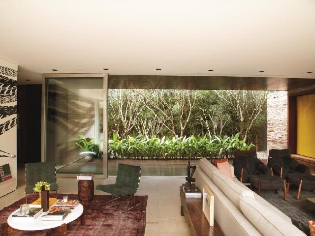 Casa De Jardim Interno2