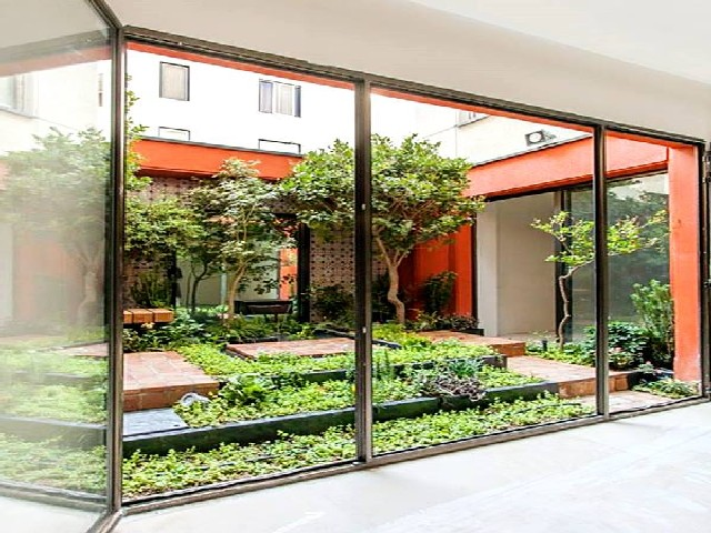 Casa De Jardim Interno6