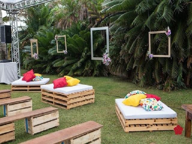 Casa De Jardim Com Pallets3