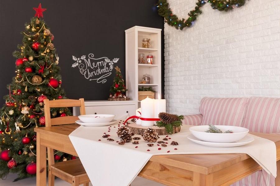 Casas Decoradas Para O Natal4