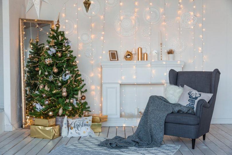 Casas Decoradas Para O Natal6