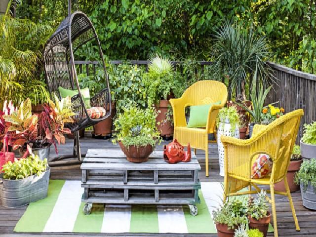 Casas Com Jardins Coloridos3