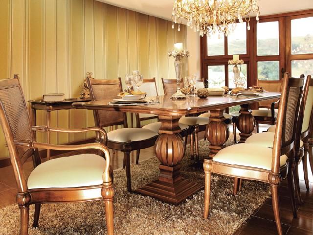 Como Montar Uma Sala De Jantar Estilo Clássica 4