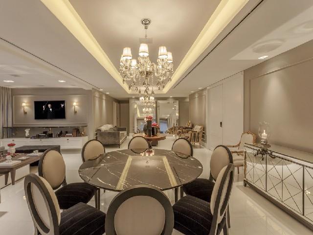 Como Montar Uma Sala De Jantar Estilo Clássica1