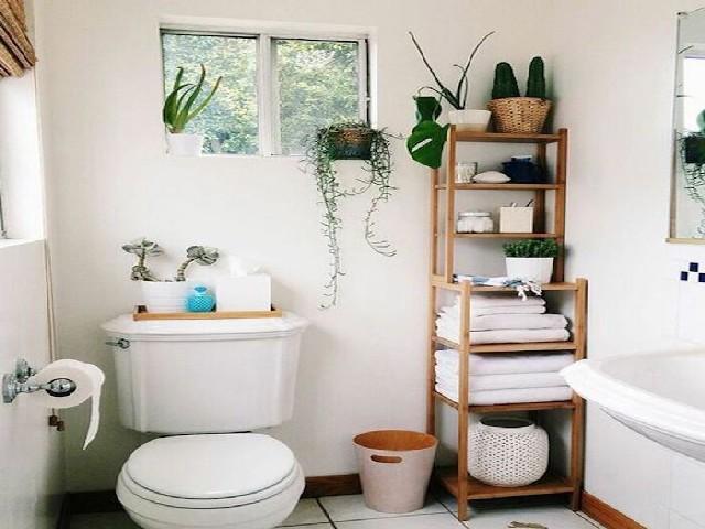Decoração De Banheiro Pequeno1
