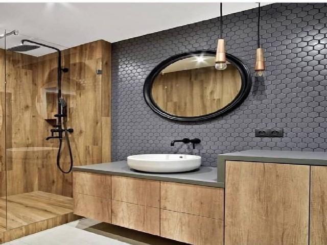 Decoração De Banheiro Simples Com Pastilha1