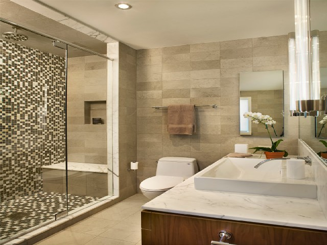 Decoração De Banheiro Simples Com Pastilha3