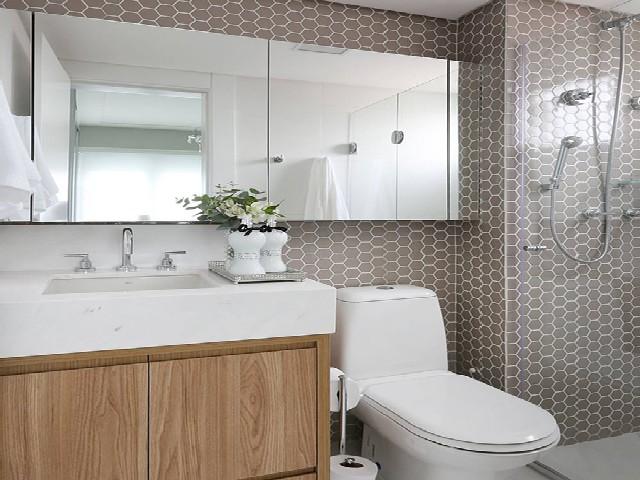 Decoração De Banheiro Simples E Lindos2