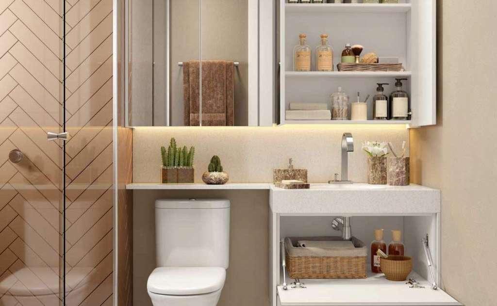 Facilidades Do Banheiro Pequeno1