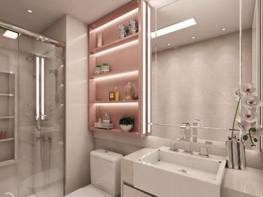 Facilidades Do Banheiro Pequeno7