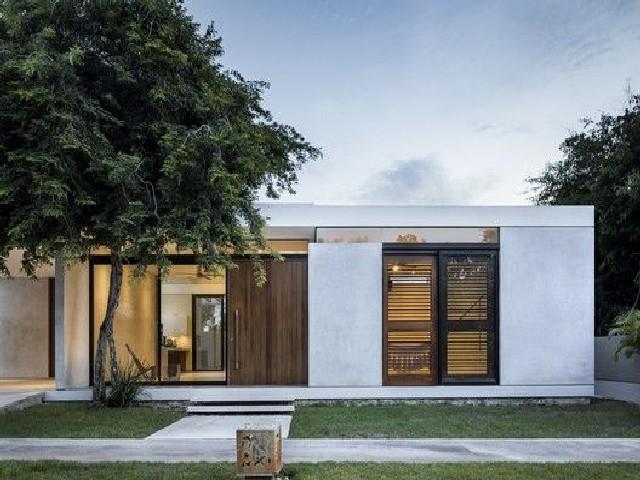 Fotos De Fachadas De Casas Modernas7