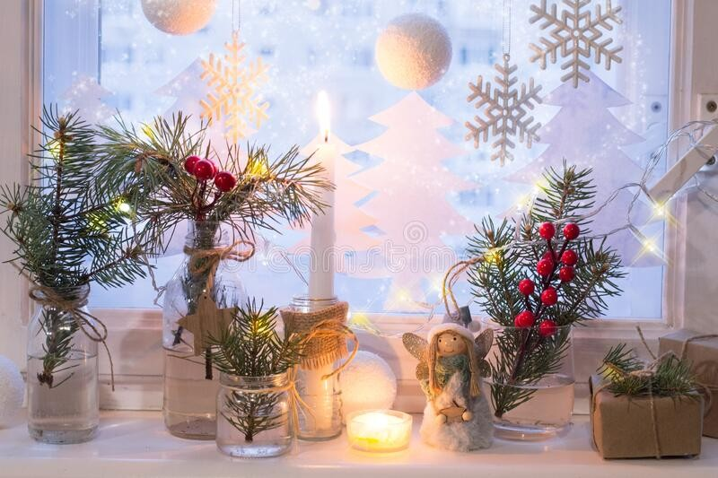 Garrafas Decoradas Para O Natal FOTOS17