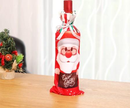 Garrafas Decoradas Para O Natal FOTOS25