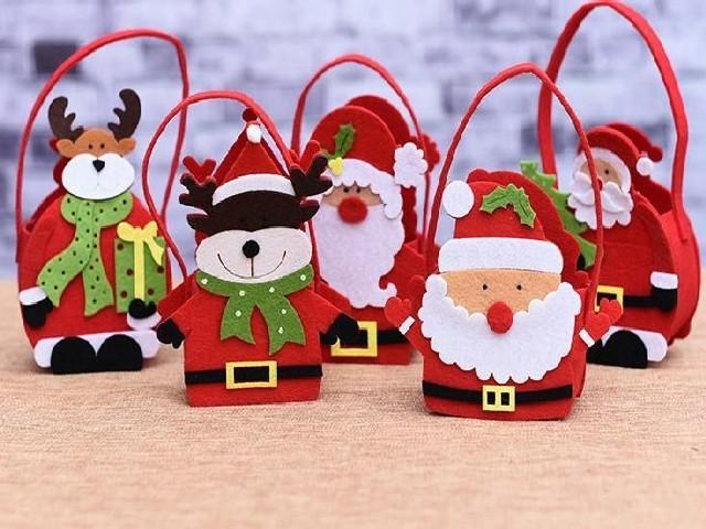 Lembrancinhas de Natal em EVA ► 87 FOTOS LINDAS!