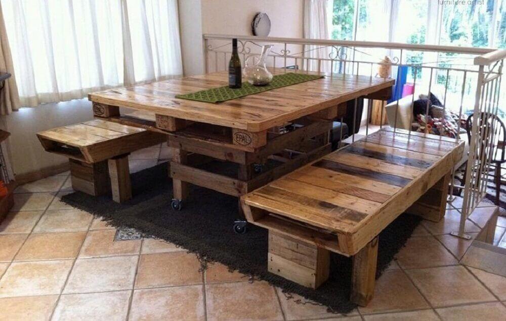 Mesas De Pallet1