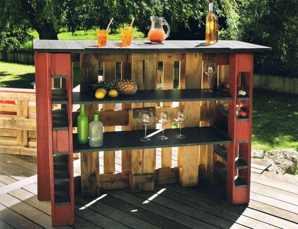 Modelos De Bar De Pallet4