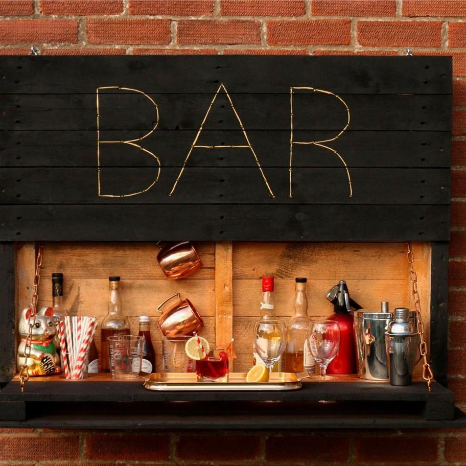 Modelos De Bar De Pallet5