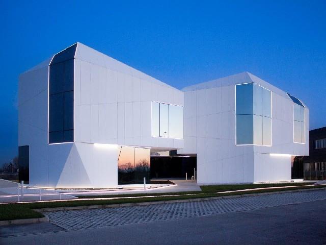 Residências Modernas Que Usam Materiais Novos1