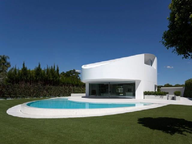 Residências Modernas Que Usam Materiais Novos2