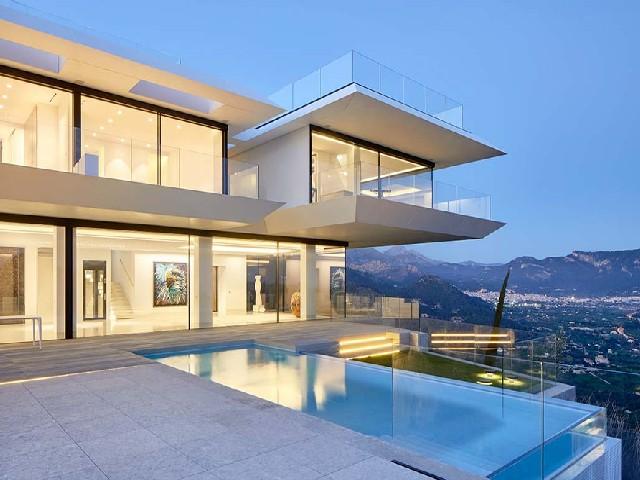 Residências Modernas Que Usam Materiais Novos3