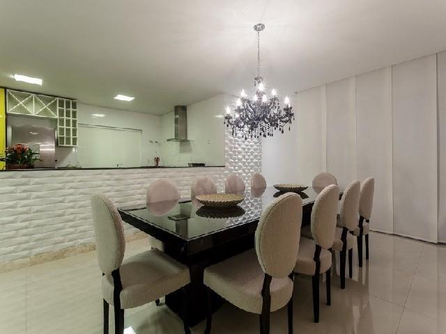 Sala De Jantar Estilo Clássico Retrô5