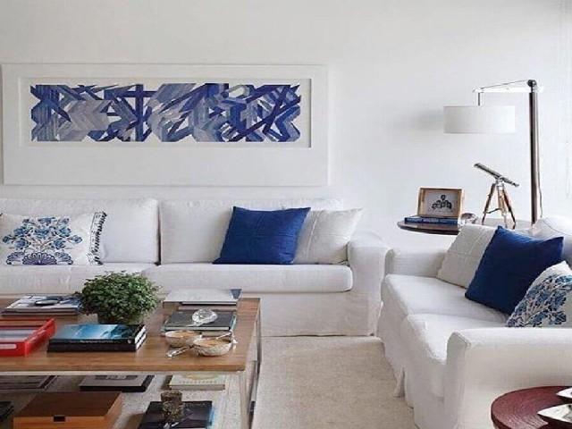 Sala Em Azul E Branco1