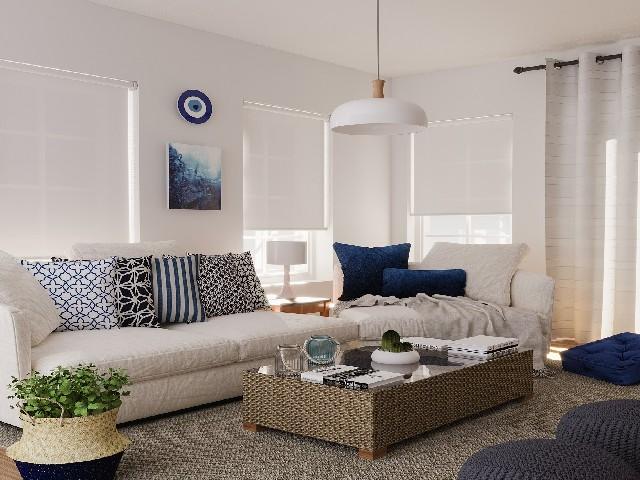 Sala Em Azul E Branco2